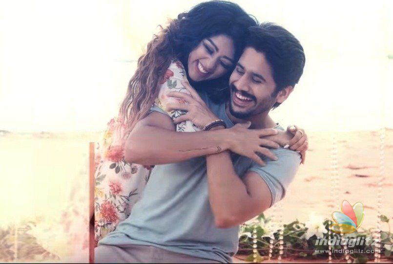 Shailaja Reddy Alludu: Egiregire lyrical video unveiled