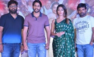 'Shailaja Reddy Alludu' Success Meet