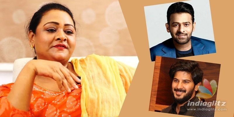 Prabhas is hotter than Dulquer: Shakeela