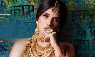 'Shakeela' First Look is 'gold', literally