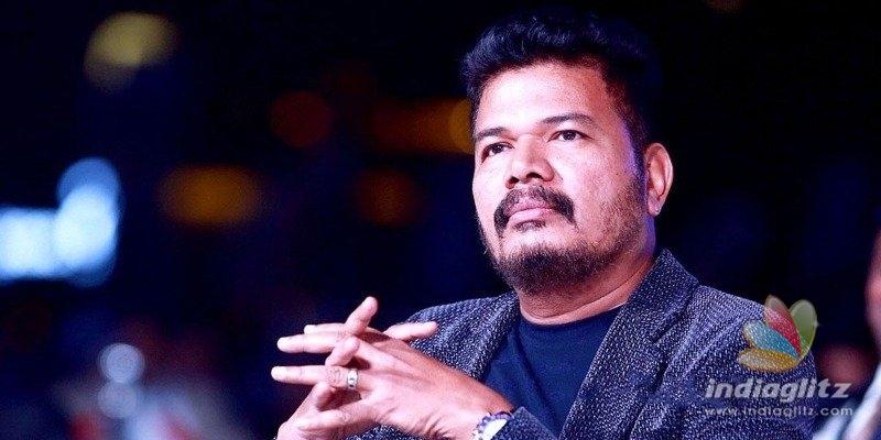 Shankar says Anniyan was written by him, questions producers claim