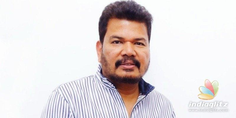 'అన్నియన్' నిర్మాతకు డైరెక్టర్ శంకర్ స్ట్రాంగ్ రిప్