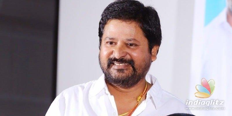 Director N Shankar hails KCR, roots for TRS ahead of GHMC polls