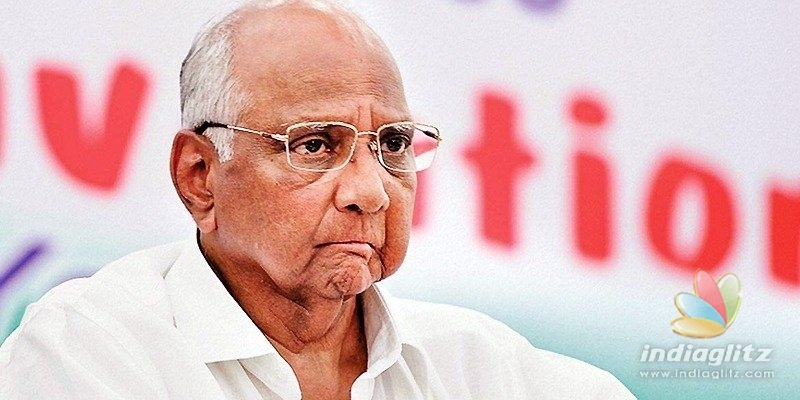 Sharad Pawar triggers fresh row over EVMs