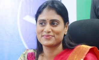 I believe Jaganmohan Reddy garu's blessings are wth me: YS Sharmila