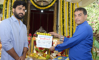 Sharwanand-Hanu Raghavapudi New Movie Opening
