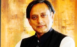 Shashi Tharoor makes blunder, BJP blasts him
