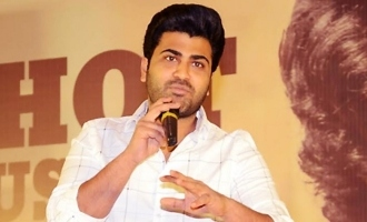 'Ranarangam' is going steady: Sharwanand