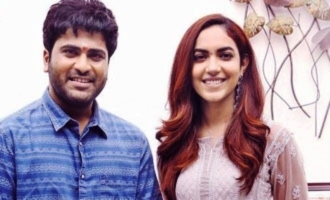 Sharwanand's movie with Ritu Varma wraps up shoot