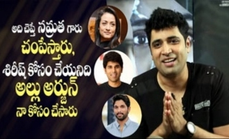 AdiviSesh Exclusive Interview
