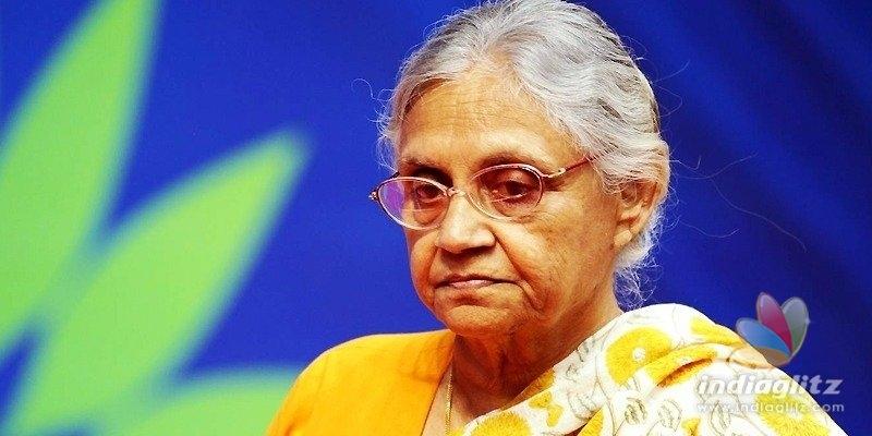 మాజీ సీఎం షీలా దీక్షిత్ కన్నుమూత