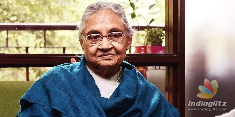 Sheila Dikshit passes away at 81