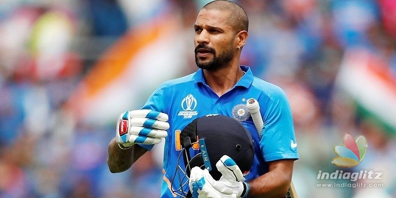 Rishabh Pant brought in as cover for Shikhar Dhawan: BCCI