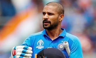 Breaking! No Shikhar Dhawan for 3 weeks in World Cup