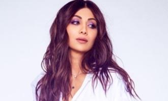 Shilpa Shetty makes a post after husband's arrest