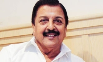 Suriya's father Sivakumar's team clears air on COVID-19 rumour