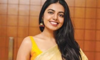 Shivani Rajasekhar as Vennela in fantasy romance!