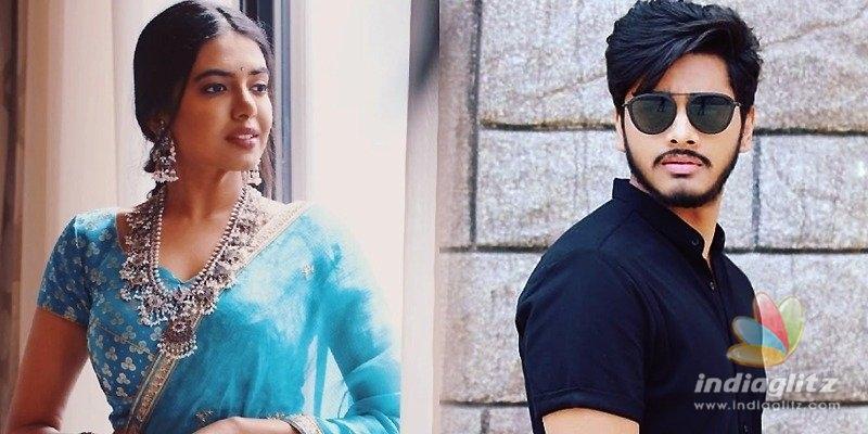 Shivani Rajasekhar to romance Teja Sajja