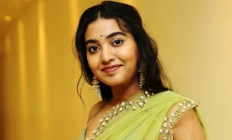 Shivathmika to play key role in Krishna Vamsi's flick