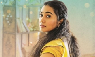 'Panchathantram': First Look of Shivathmika Rajasekhar's Lekha unveiled on her birthday