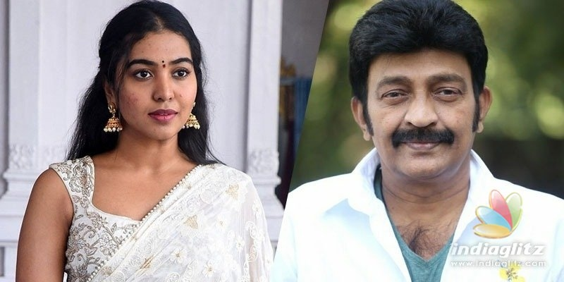 Fathers condition is stable, dont spread fake news: Shivathmika Rajasekhar