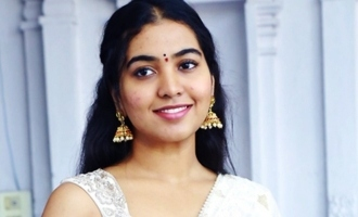 Sivathmika is set to do a comedy thriller