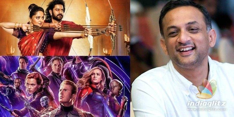 Comparing Avengers with Baahubali-2 is wrong: Shobu