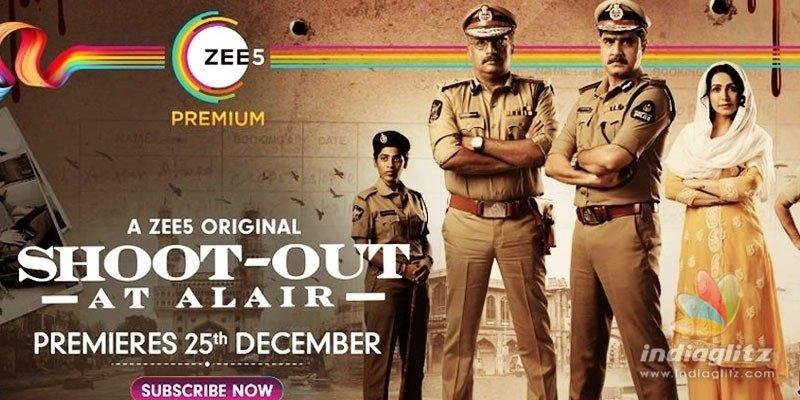 Shoot-out at Alair Trailer: Srikanth, Prakash Raj look intense in action drama
