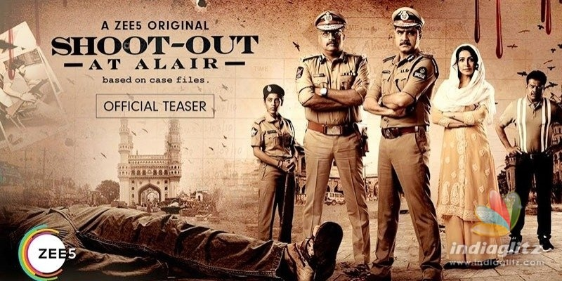 Shoot-out at Alair Teaser: Tension-filled, gripping!
