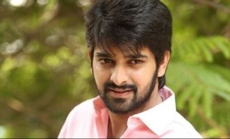 Naga Shaurya enters 'vicious' world of smartphone
