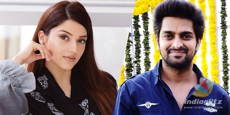 Mehreen Vs Naga Shaurya fight comes out in the open