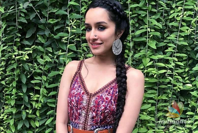 Shraddha Kapoor talks about her stunts in Saaho
