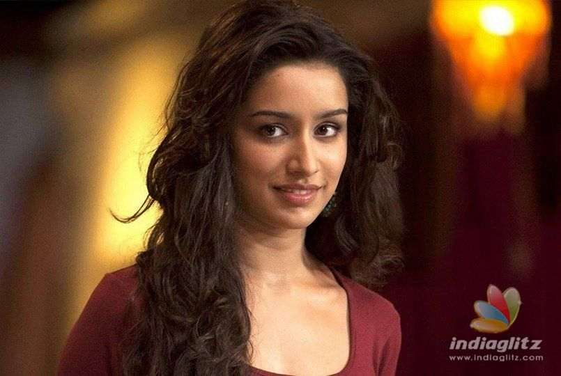 Shraddha shooting for Saaho in small parts
