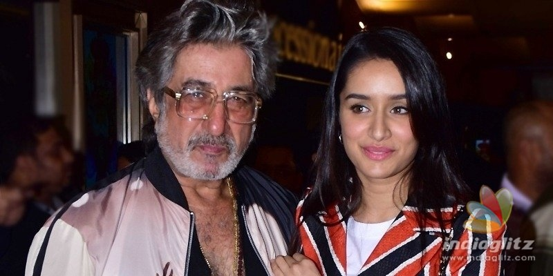 Shraddha Kapoors father will not let her dare to shoot!