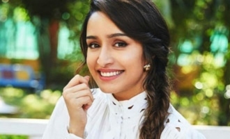 Shraddha Kapoor does it in response to Prabhas' call!