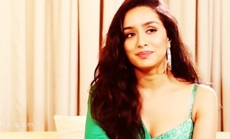 I am too scared to give some answers: Shraddha Kapoor