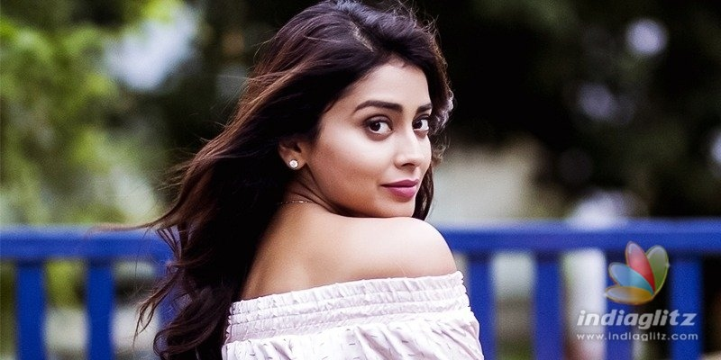 Shriya Sarans role in RRR revealed
