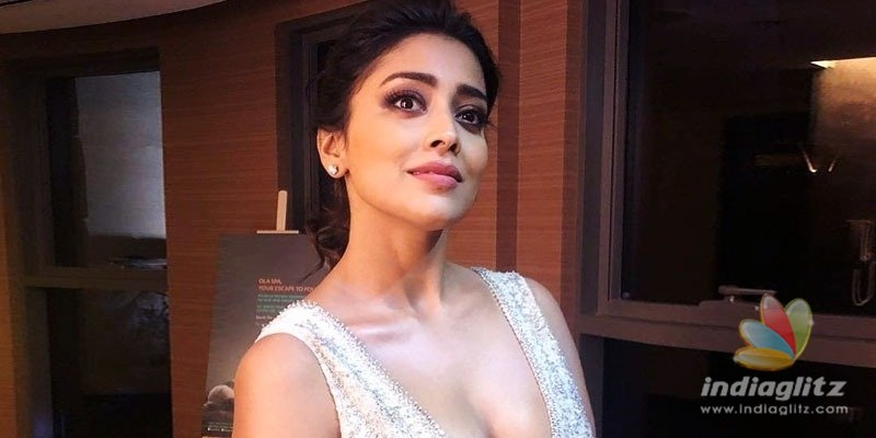 Shriya Saran reveals new info about her role in SS Rajamoulis RRR