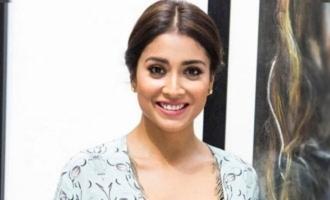 Shriya Saran has read this world-famous book repeatedly!