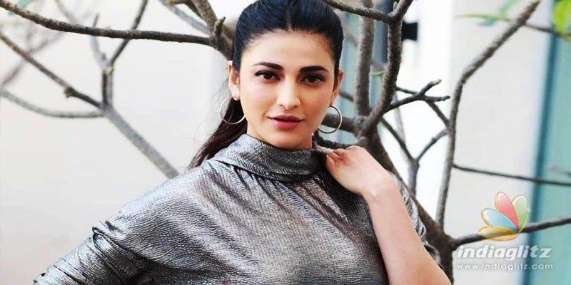 Shruti Haasan issues clarification, says Pawan Kalyans Gabbar Singh changed her life