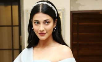 Shruti Haasan talks about Vakeel Saab