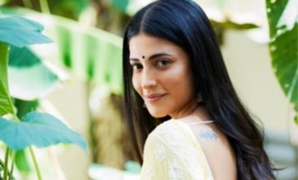 Prabhas brings great energy to sets: Shruti Haasan