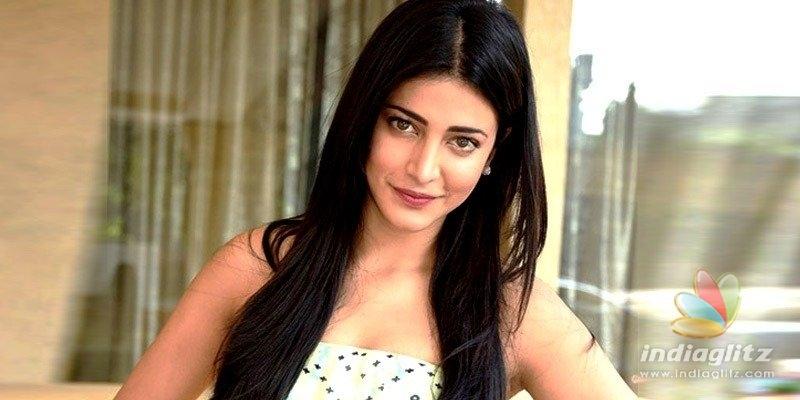 Shruti Haasan breaks silence on break-up with ex-boyfriend