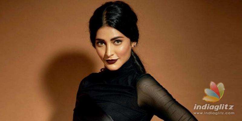 Shruti Haasan aces Most Desirable Womans list