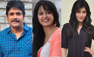 Nag, Anushka, Shruti & others campaign against AIDS