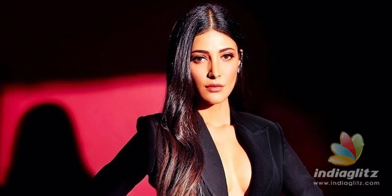 Shruti Haasan reveals the best mistake of her life