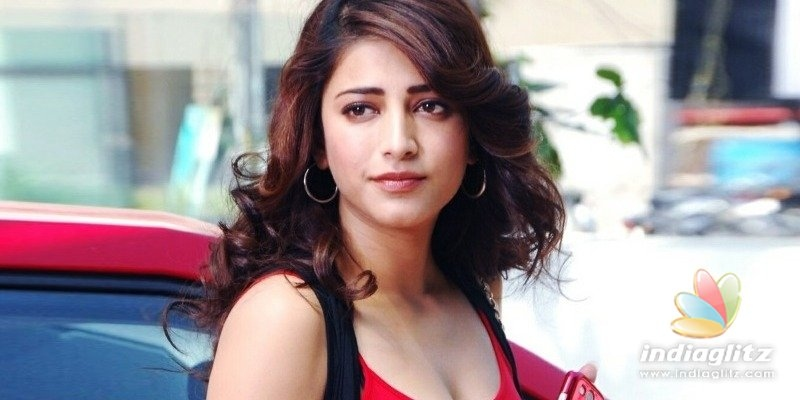 Shruti Haasan responds to a question of ex-boyfriend; says she never hates