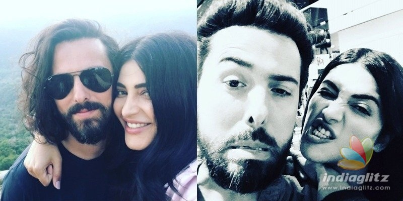 Shruti Haasan and Michael Corsale part ways