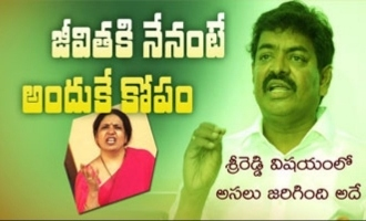 Sivaji Raja on why Jeevitha Rajasekhar hates him and Sri Reddy issue