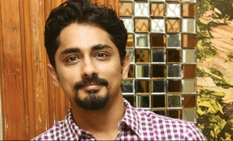 Has Siddharth just gone against Rajinikanth?